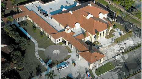 St Jude Catholic Church Construction Site